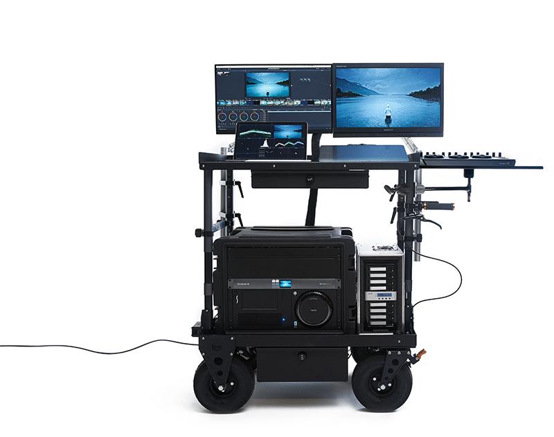 DIT cart setup 1