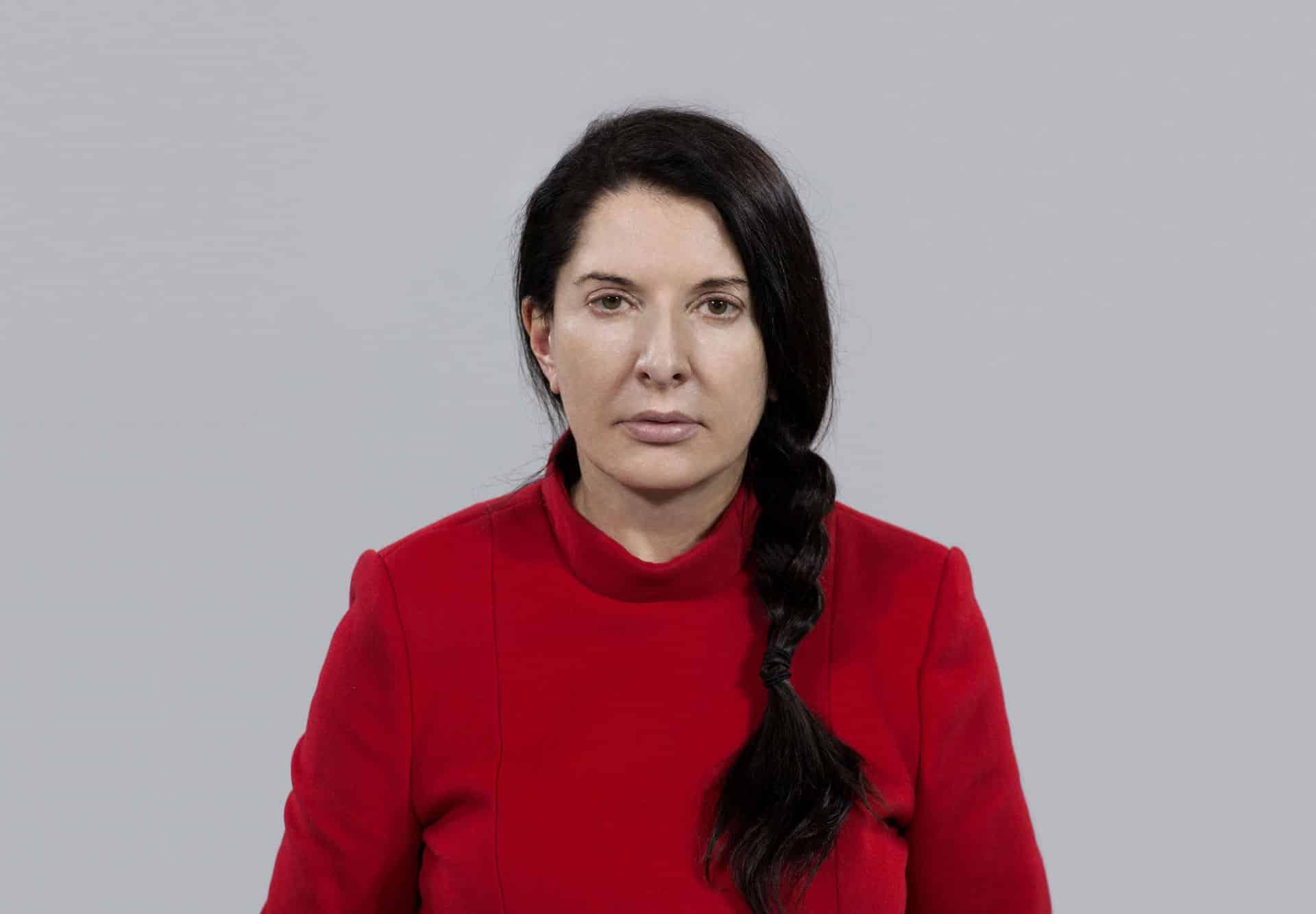 imagine… Marina Abramović:<br />The Ugly Duckling